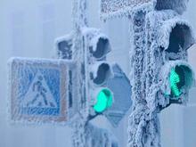 Сибирь ожидают аномальные морозы в новогоднюю ночь