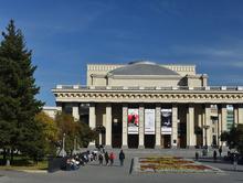 Мэрия хочет переделать сквер возле театра оперы и балета