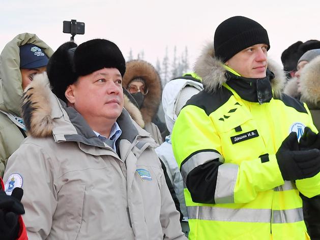 На Ямале открыли круглогодичный проезд по дороге Надым — Салехард