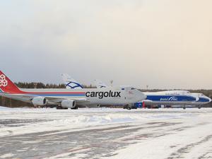 Красноярский аэропорт теряет в грузах и пассажирах