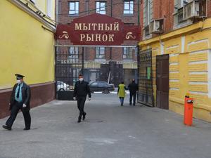 Строительство торгового центра на месте Мытного рынка в Нижнем Новгороде откладывается