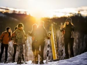 Снегопады и умеренно холодная погода ждет новосибирцев на выходных