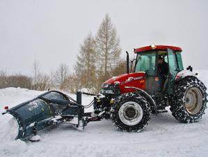 Новые машины для уборки снега закупят новосибирские власти