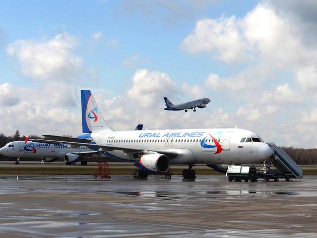 Выручка одного из крупнейших авиаперевозчиков снизилась на 27 млрд рублей