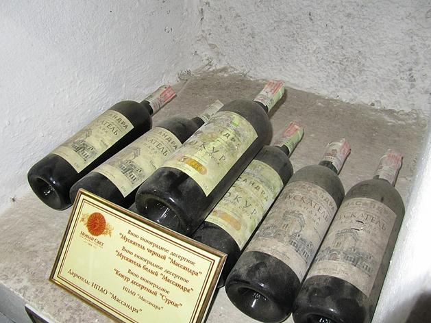 Структура банка друга Путина купила винзавод «Массандра». Почти по стартовой цене