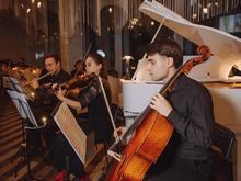 """Вечер классической музыки в Галерее вкуса """"Парк Культуры"""""""