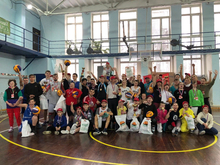 Матчи равных возможностей по баскетболу прошли в Новосибирске