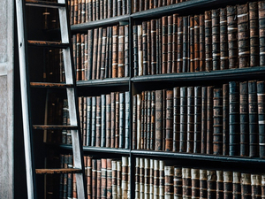 Покупать книги и не читать их — удел интеллектуалов. Зачем собирают антибиблиотеки
