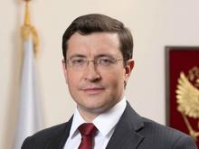 Глеб Никитин вошел в топ-10 губернаторов новой волны