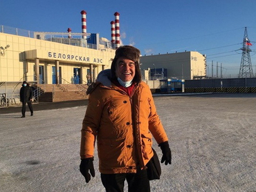 Американский режиссер объяснил свой интерес к уральской АЭС