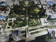 В Красноярске определились с концепцией обновления Центрального парка
