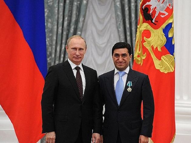 Владимир Путин и Год Нисанов
