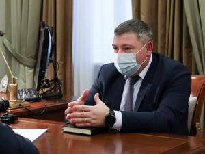 Алексей Панов стал новым лесным министром Красноярского края