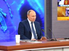 «Кому он нужен? Уж если травили бы — довели до конца». Путин об отравлении Навального