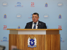Сергей Ямкин представил доклад о состоянии и развитии законодательства ЯНАО