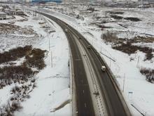 Обход Красноярска в Емельяновском районе открыли для движения после реконструкции