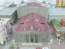 Строительство новых корпусов театра Пушкина начнется в 2021 году