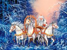 Красноярск ожидают морозы до –34 градусов в конце следующей недели