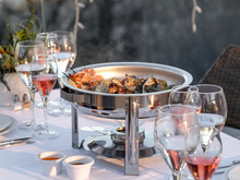 "Ресторан на свежем воздухе, BBQ и личный повар на веранде Галереи вкуса ""Парк Культуры"""