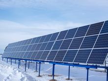 Гибридную солнечную электростанцию строят на севере Красноярского края