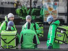 В Екатеринбурге появился еще один доставщик продуктов из гипер- и супермаркетов