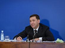Евгений Куйвашев — о новогоднем локдауне, екатеринбургском метро и своем бессмертии
