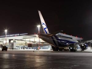 Самый новый грузовой Boeing в России будет летать через Красноярск