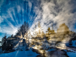 Резкое потепление придет в Новосибирск в канун Нового года