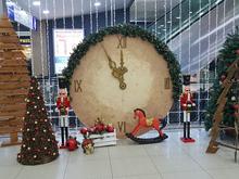 Красноярские гипермаркеты до Нового года работают круглосуточно