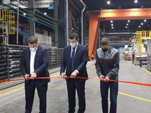 Более 600 млн инвестиций. Заработал первый завод в особой экономической зоне «Кулибин»