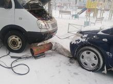 В Красноярске выросла средняя цена на отогрев машины