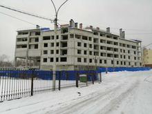 Жилой комплекс «Воскресенская слобода» решено достроить. Сдача намечена на 2021 г.