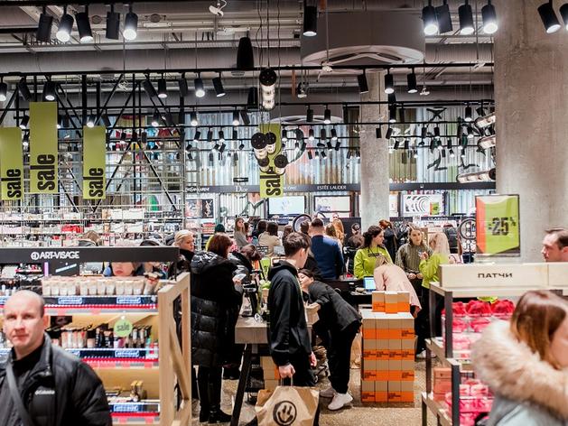 Уральская сеть «Золотое яблоко» откроет бутики в Санкт-Петербурге и Перми