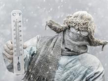 Погода в новогоднюю ночь и на каникулах в Красноярске
