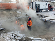 СГК возобновляет подачу тепла в дома на улице Вильского