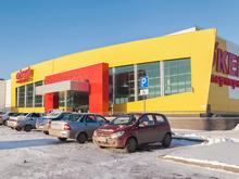 В Нижнем Новгороде произошел пожар в крупном гипермаркете
