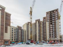 Красноярские строители за год продали вдвое меньше квартир