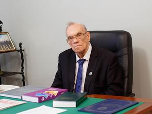 В Екатеринбурге скончался профессор УрФУ Владимир Третьяков