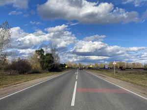 Более сотни километров федеральных автодорог отремонтировали в Красноярском крае за год