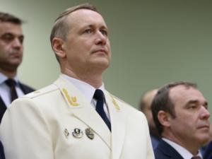 В прокуратуре Челябинской области назначили нового руководителя вместо Виталия Лопина