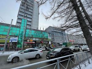 Офисное здание в центре Новосибирска выставлено на продажу за 50 млн руб.