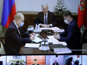 ЖКХ, АПК, лес и все остальное: губернатор Усс обозначил приоритеты развития края