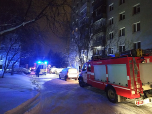 В Екатеринбурге при пожаре погибло 8 человек. Одна из жертв просила о помощи в Twitter