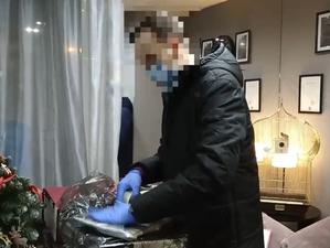 Похищены 600 тыс. руб. Полиция провела обыски в нижегородских офисах компании Sonno Bella