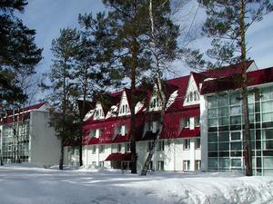 В Челябинской области выставили на продажу курортный отель за 35 млн руб.