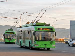 Красноярску обновят троллейбусный парк за счет федерального бюджета