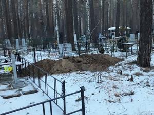 Митрофановское кладбище потребовали закрыть из-за угрозы челябинскому городскому бору