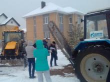 В Борском районе Нижегородской области ввели режим ЧС
