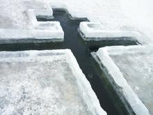 Полиция предупреждает: «крещенских купальщиков» могут оштрафовать