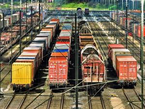 Темп роста контейнерных перевозок по КрасЖД снизился почти в восемь раз